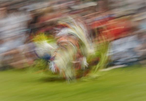 Native American Flick Flack Art | Danny Johananoff