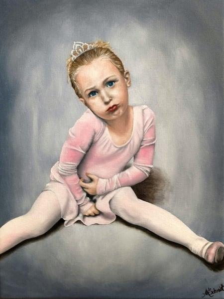 Ready For Dance Class III by Ashley Koebrick Schmidt