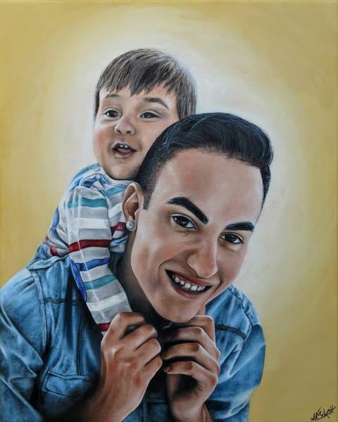 Trent & Kai by Ashley Koebrick Schmidt