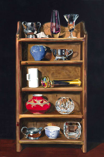 Kaleidoscope Art | Gary Curtis Watercolors