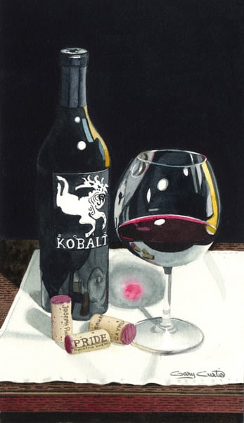 Kobalt Art | Gary Curtis Watercolors