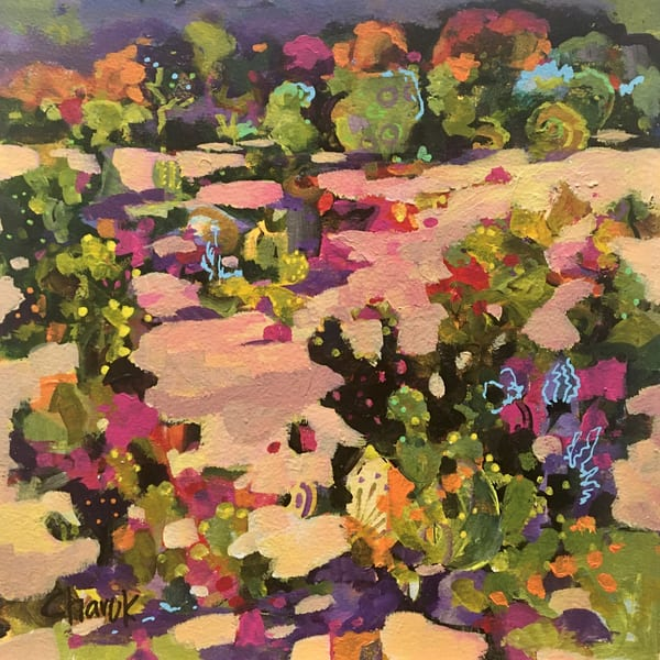 Desert Bloom Art | Jill Charuk Art