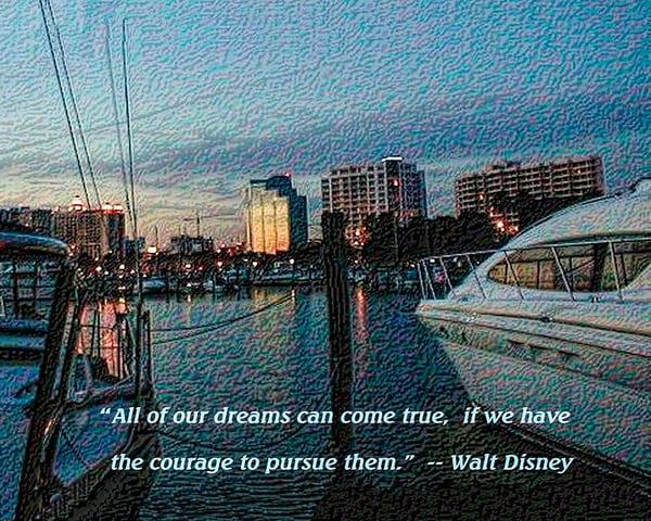 Pursue Dreams Photography Art | It's Your World - Enjoy!