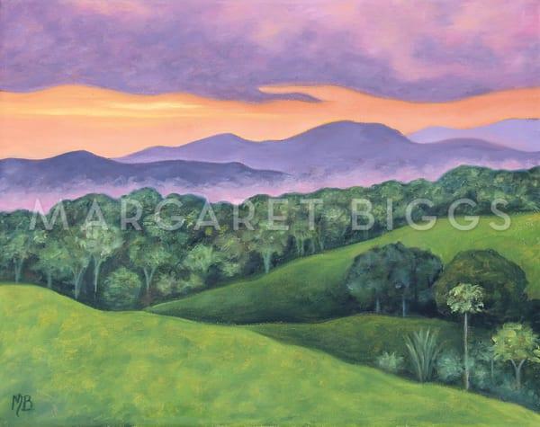 Costa Rican Hills Ii Art   Margaret Biggs Fine Art