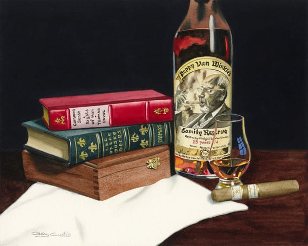 Pappy Art | Gary Curtis Watercolors