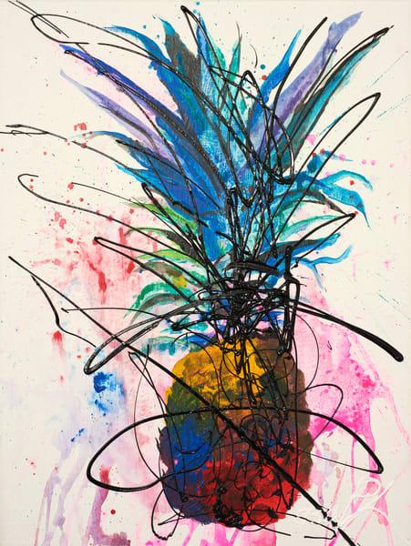 Pineapple Art | Asaph Maurer