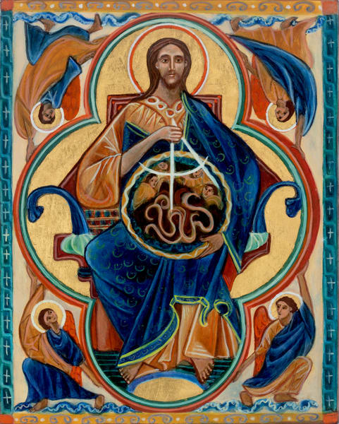Creator of the Universe Icon