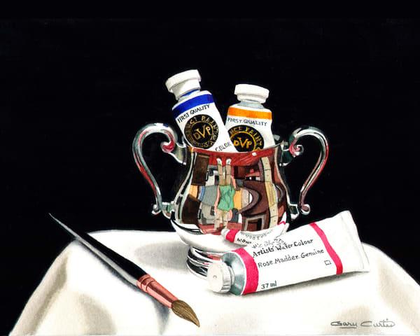 The Studio Ii Art | Gary Curtis Watercolors