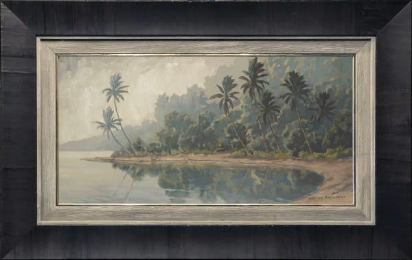 Magical Maui ~ In Stock Framed Art | Daryl Millard Gallery LLC