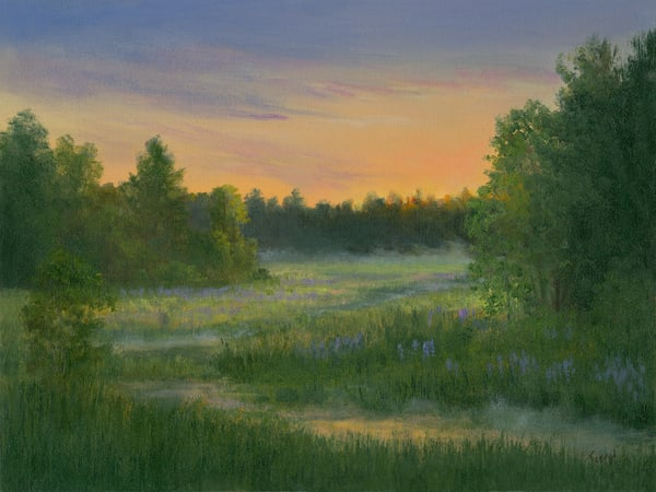 *Before Sunrise  Chippewa Creek Art | Tarryl Fine Art