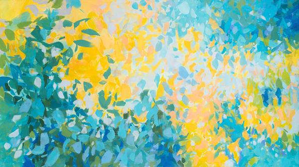Pondering Life Horizontal Format Art   Cameron Schmitz Fine Art