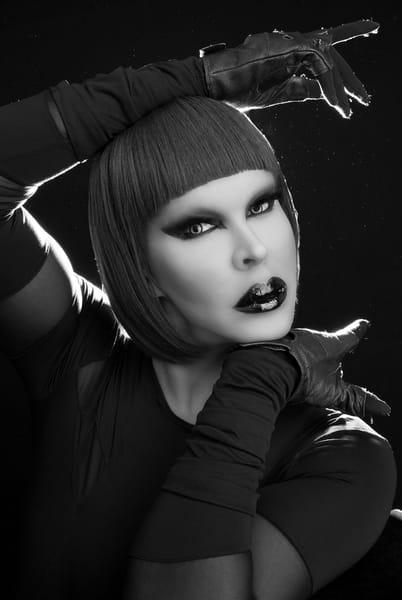 Sassy Devine.  Photography Art   Kristofer Reynolds Photography