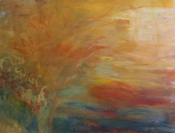 Autumn Flame Art | All Together Art, Inc Jane Runyeon Works of Art