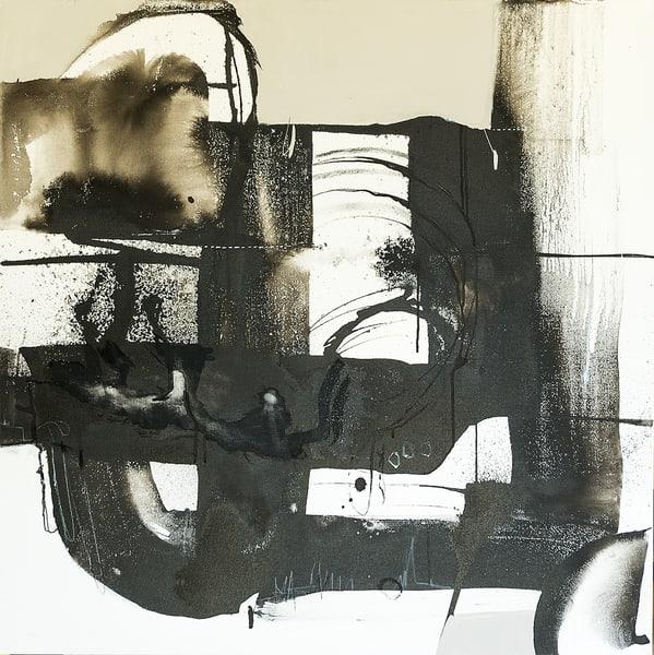 Freeway2 Diptych 38x38 Art | MardisArt