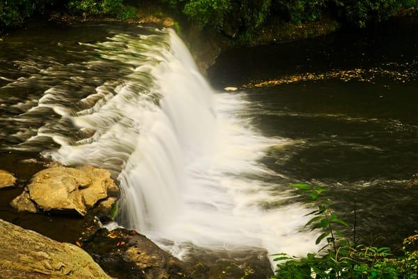 Hooker Falls - A Fine Art Photograph by Marcos R. Quintana