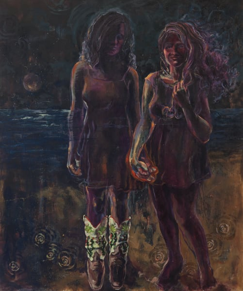 Bioluminescent Art | Joan Cox Art