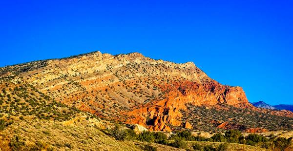 Red Mesa - A Fine Art Photograph by Marcos R. Quintana