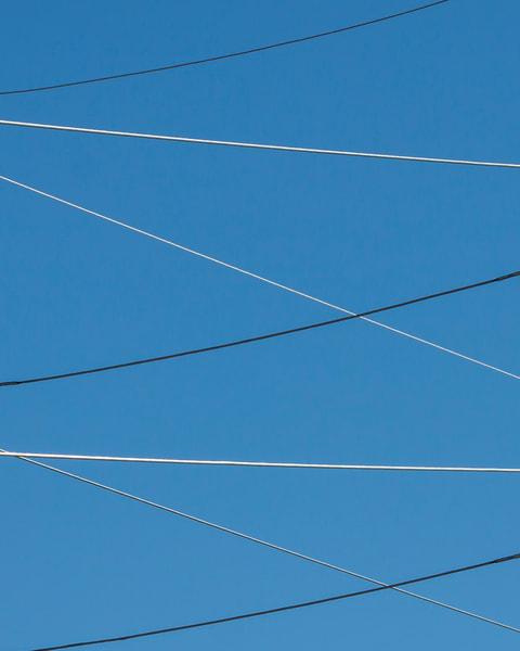 Power-Lines I by Jeremy Simonson