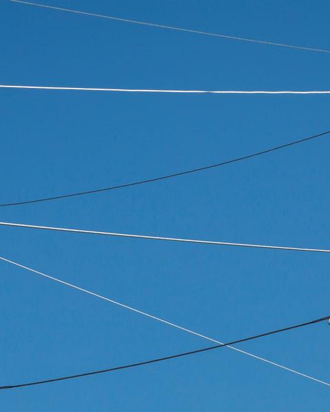 Power-Lines III by Jeremy Simonson