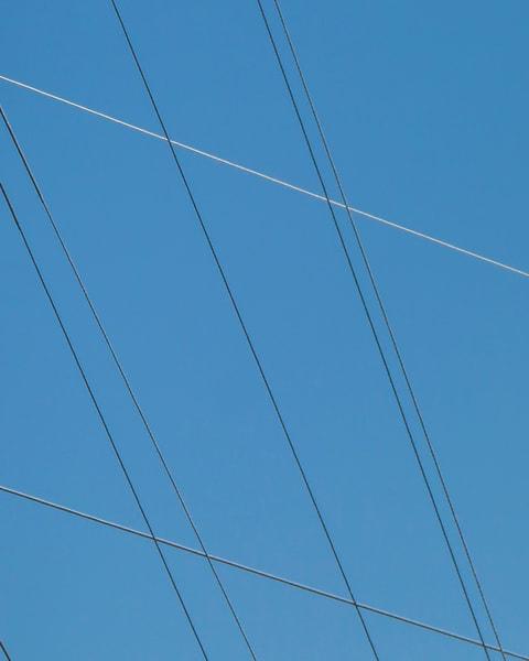 Power-Lines II by Jeremy Simonson