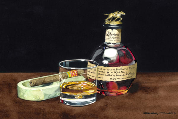 Blantons & Fuente Art | Gary Curtis Watercolors