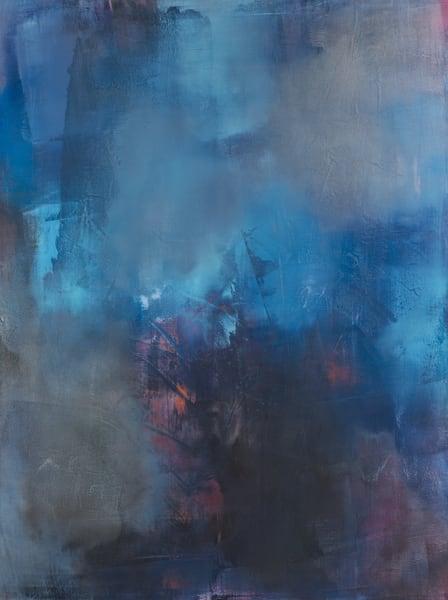 Revelation Takes Time Art | Ingrid Matthews Art