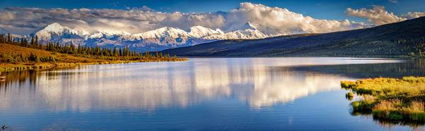 Wonder Lake, Denali National Park | Shop Photography by Rick Berk