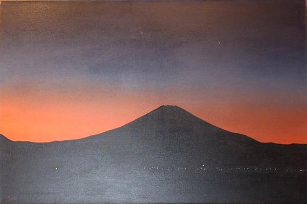 Mount Fuji Art | David R. Prentice