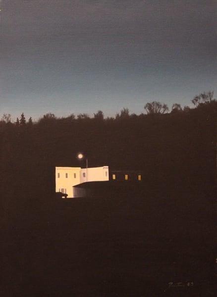 Night View Art | David R. Prentice