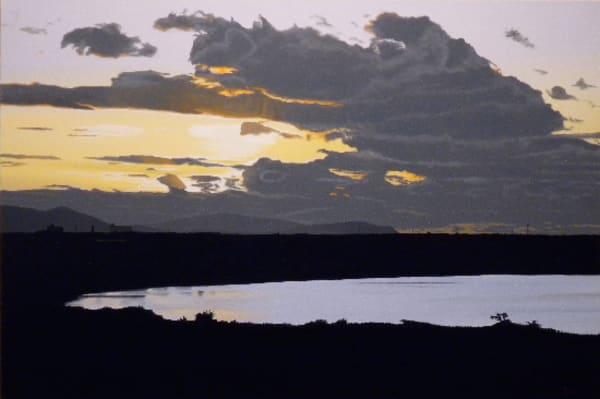 Hokkaido Sunset Art | David R. Prentice