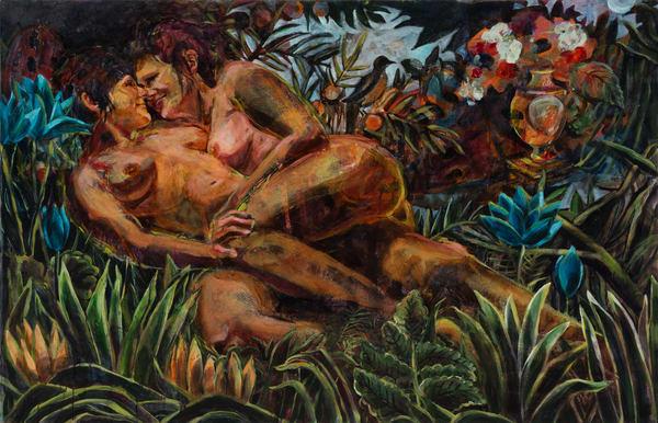 The Dreamers Art | Joan Cox Art