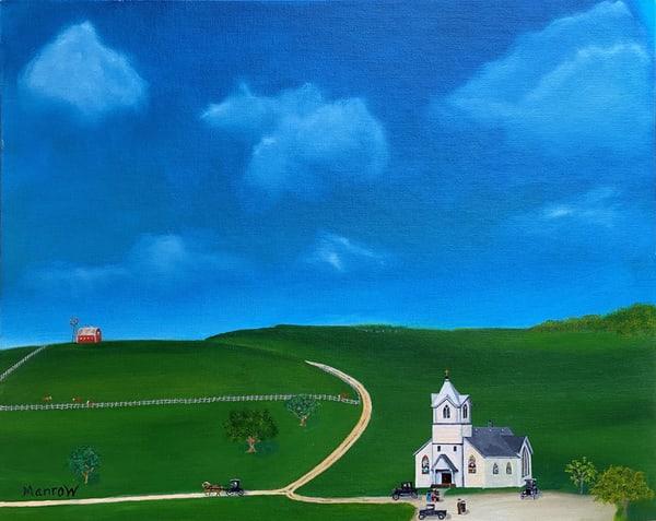 Sunday Stragglers Art | Brandon Manrow Fine Art