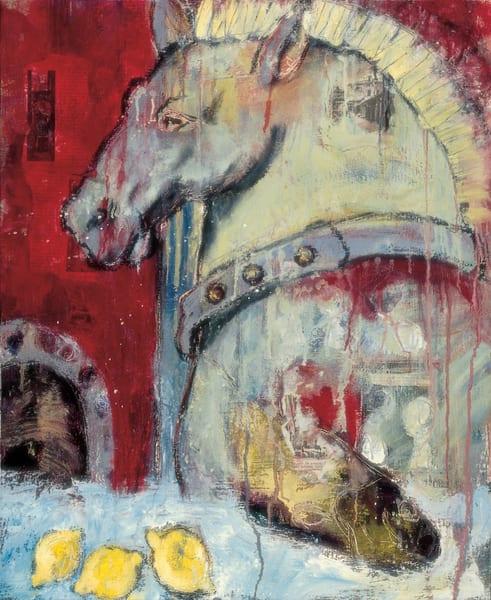 Venetian Horse2 Art | Joan Cox Art