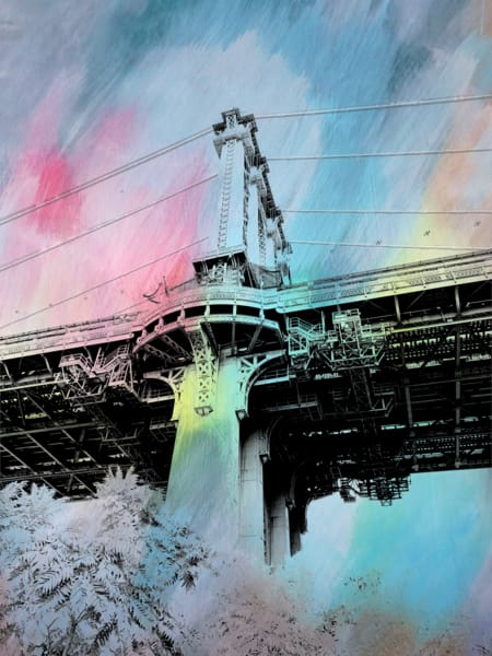 Manhattan Bridge Art | kihlstromfineart