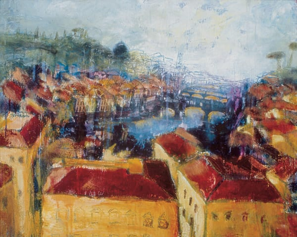 Ponte Vecchio Art | Joan Cox Art