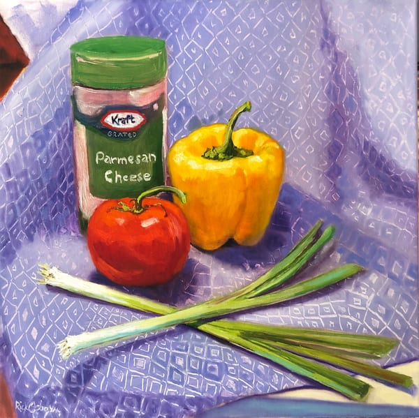 Guess What's For Dinner Art | Rick Osborn Art