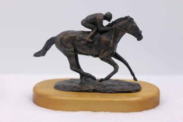 Bronze statue of John Henry