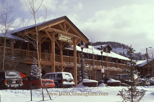 Breckenridge Mtn Lodge Art | Cunningham Gallery