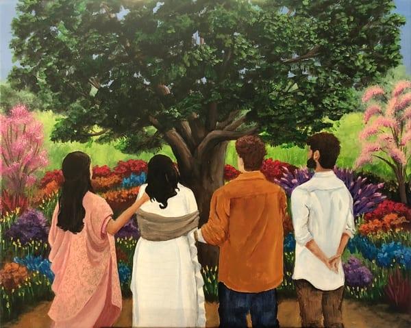 Tree Of Knowledge Art | House of Fey Art