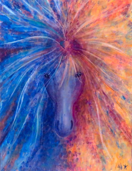Harmony (Sold) Art | Sacred Star Arts