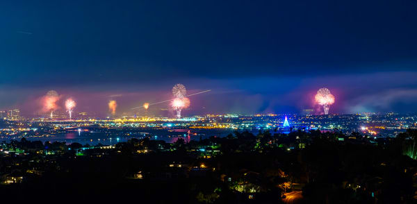 The Bombs Bursting In Air Art | McClean Photography