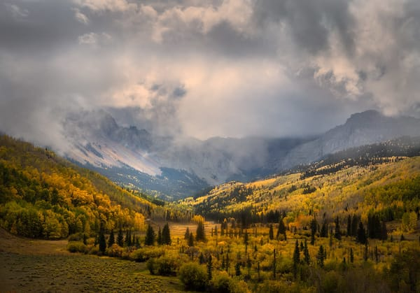 Colorado's San Juan Mountains | by nature photographer Charlotte Gibb