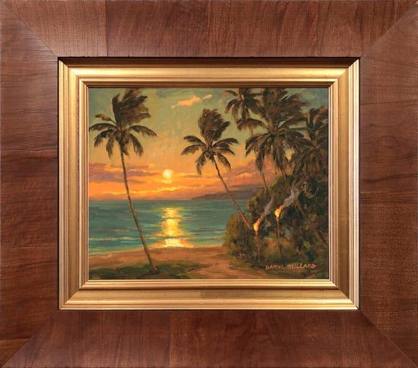 Maui Magic ~ In Stock Framed Art   Daryl Millard Gallery LLC