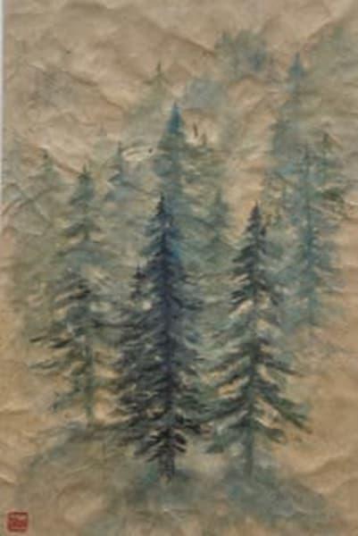 Fog In The Valley Art | donnadacuti