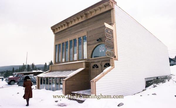 1979 Cunningham Gallery Kinderhut Art | Cunningham Gallery