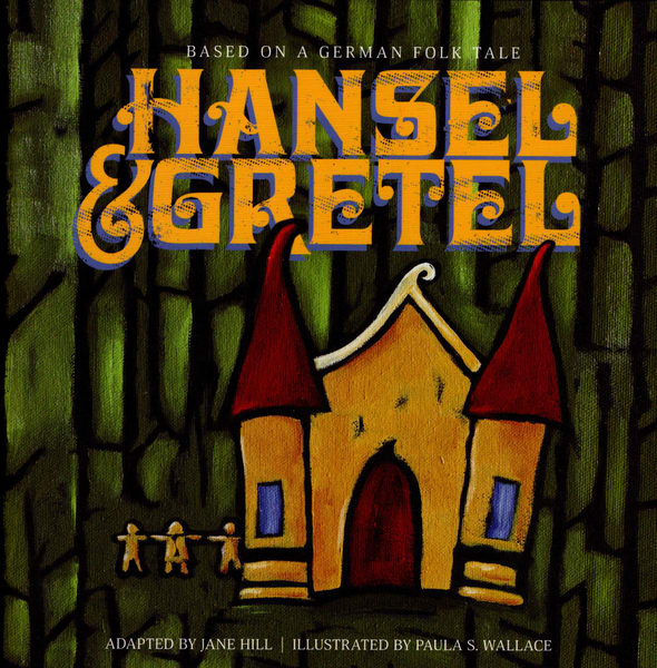 Hansel & Gretel | Studio 100 Productions - Paula Wallace Fine Art and Illustration