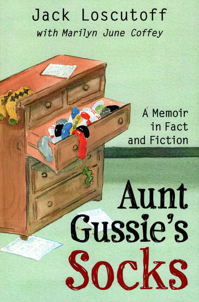 Aunt Gussie's Socks | Studio 100 Productions - Paula Wallace Fine Art and Illustration
