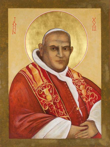 Pope John XXIII ICon