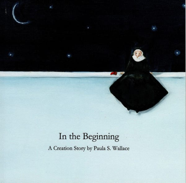 In The Beginning | Studio 100 Productions - Paula Wallace Fine Art and Illustration
