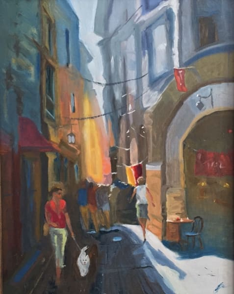 Streets Of Vernazza Art | Scott Dyer Fine Art